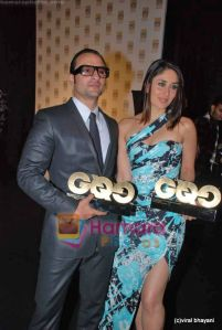 normal_Kareena Kapoor, Saif Ali Khan at GQ Man of the Year Awards in Mumbai on 27th Sep 2009 (12)